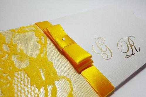 Luva / Amarelo