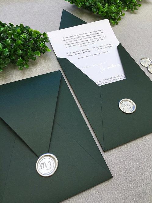 Noah - verde e prata