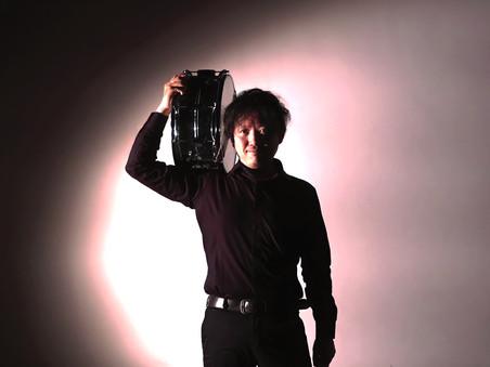 MICHITOMO KUROSE 黒瀬理知(Drums)