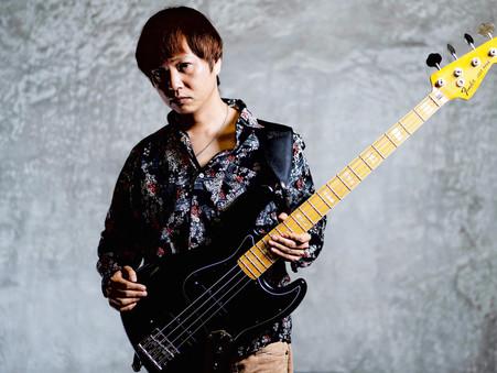 HIROYUKI KUROSE 黒瀬寛幸(Bass)