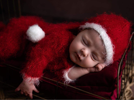 Tips for keeping your child sleeping at Christmas
