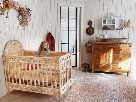 Creating a Nursery to Aid in a Good Night's Sleep