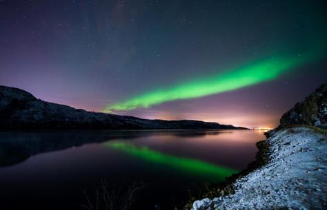 Kuzeyin Işığı: Tromso
