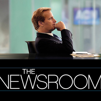 """""""Let's Do The News"""" The Newsroom"""