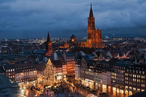 Bu Strasbourg Neredeydi Tam?