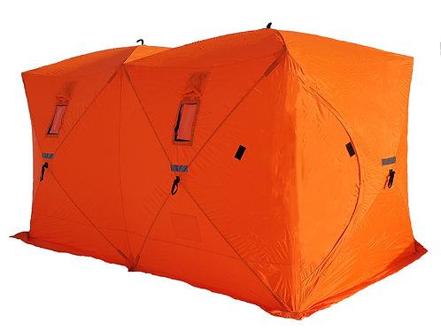 """Палатка - шатер """"Двойной куб"""" (с возможностью использования под баню)"""