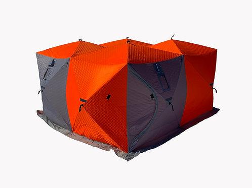 Палатка четверной утепленный «куб»
