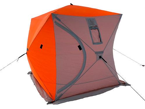 """Палатка """"Куб"""" с возможностью использования под баню"""