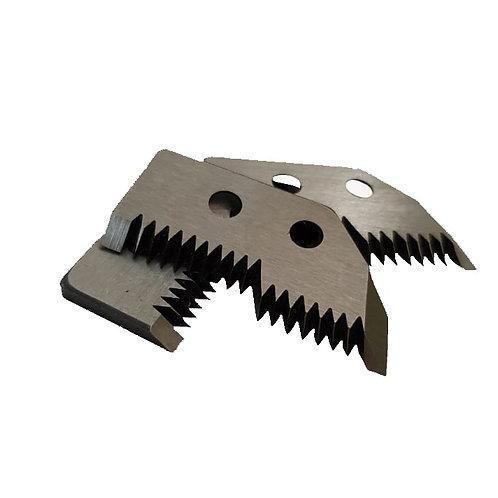 Зубчатые ножи к ледобуру D - 130 поштучно