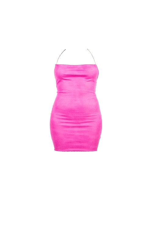 """PINK LADY"" Dress"