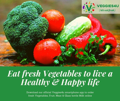 Veggies4u App