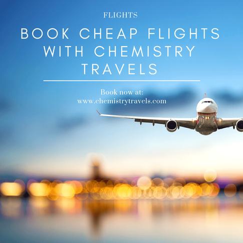 Chemistry Travels Marketing Posts