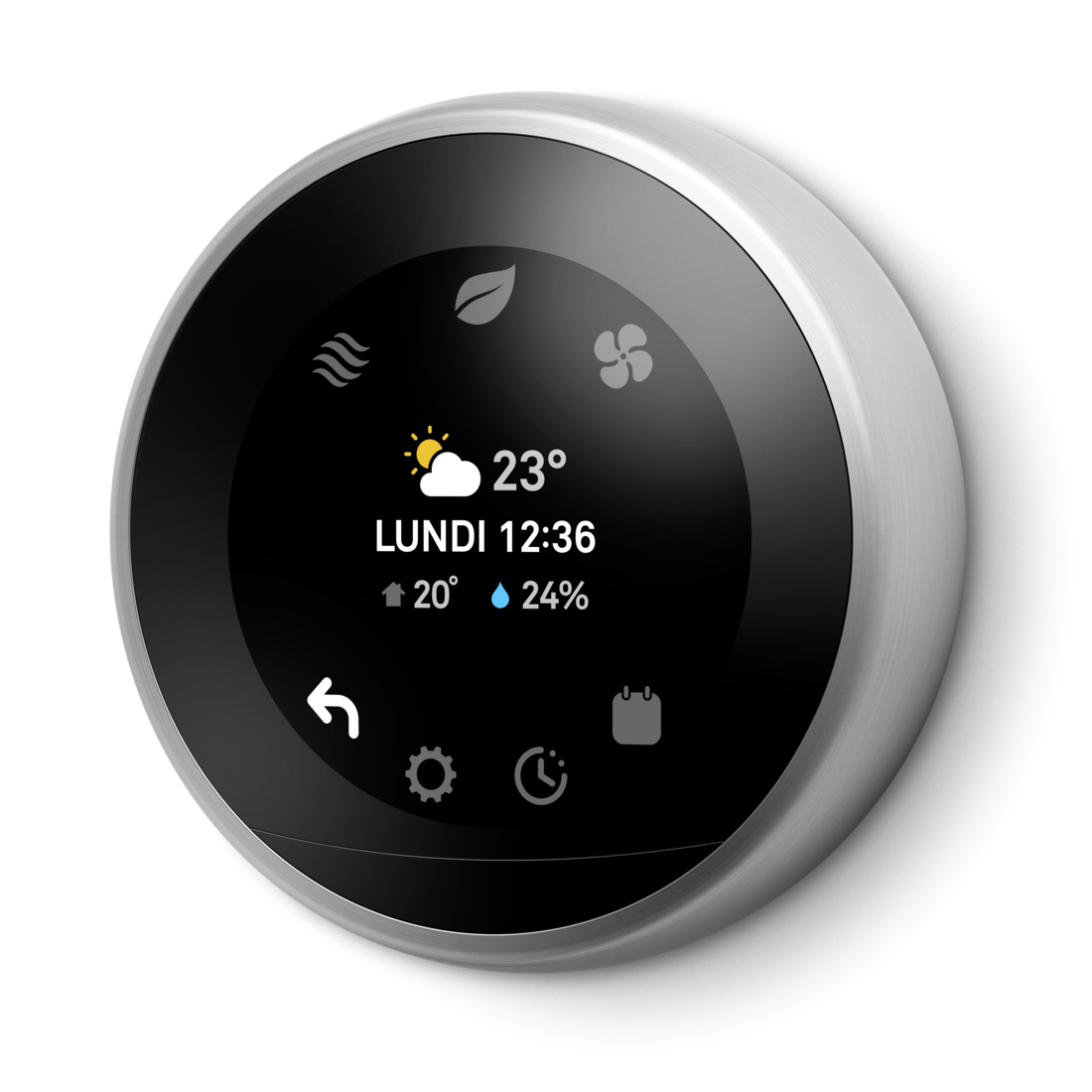 Google Nest Thermostat Install