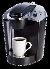 Keurig single cup coffe system