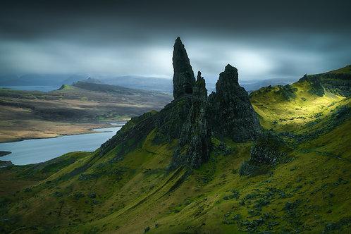 Scotland Canvas Print 11