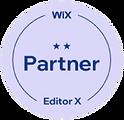 Wix Parter Pioneer Badge