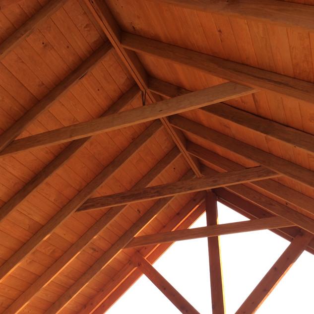 16x16 Alpine Underside of Roof 4 Post.JP
