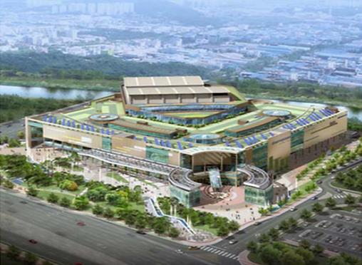 Eugene Complex, Incheon, Korea