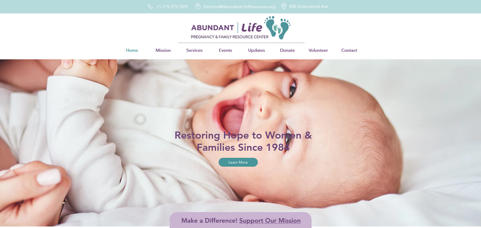 Abundant Life Family Resource Center