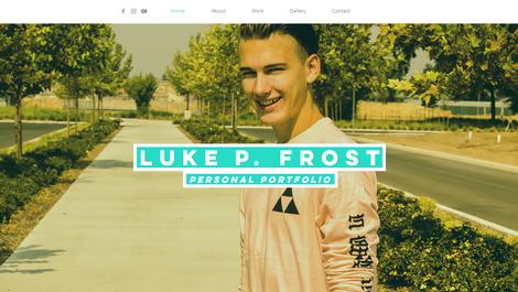 Luke Frost Personal Portfolio.png