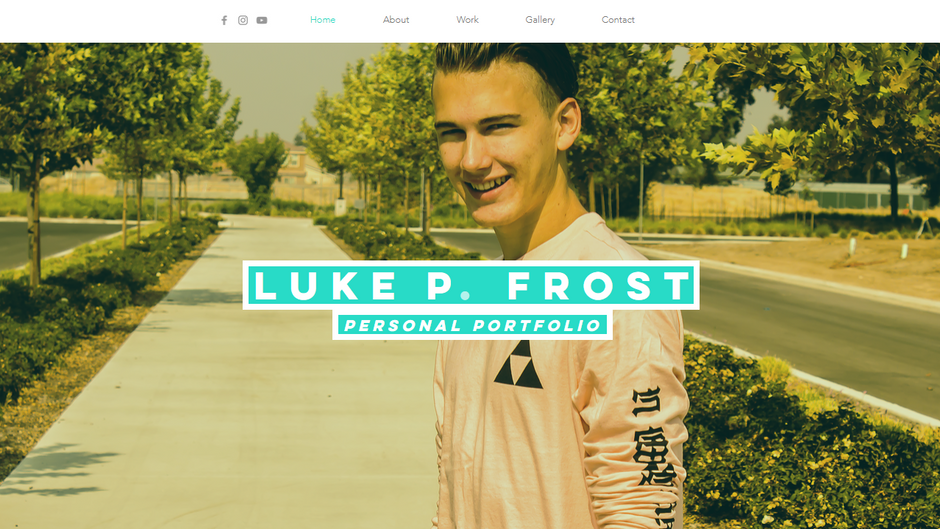 Luke Frost Personal Portfolio.png