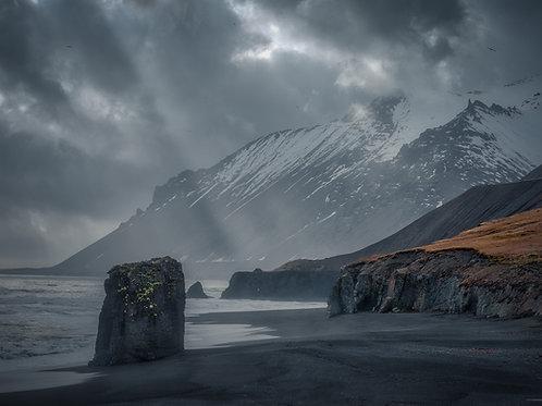 Iceland Canvas Print 2