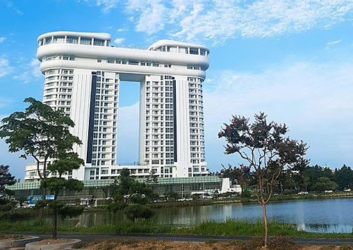 Skybay Hotel, Gangneung, Korea