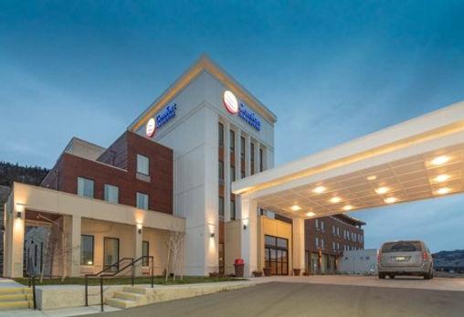 Comfort Inn Suites & Hotel, Merrit