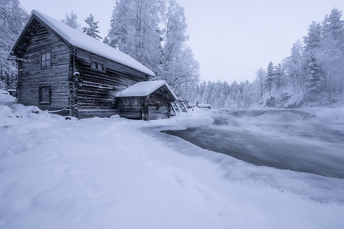 Finland Canvas Print 6