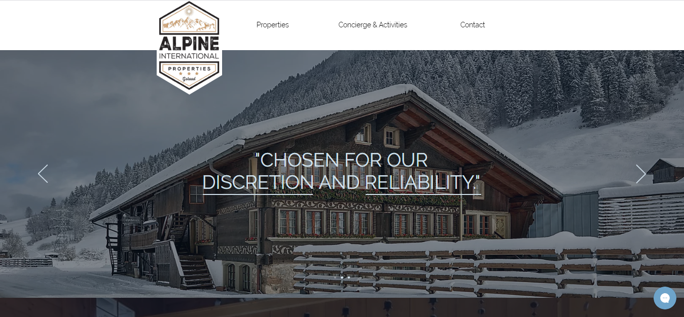 Alpine International Properties