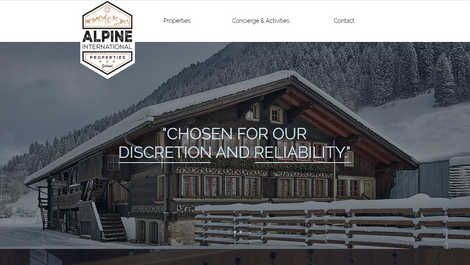 Alpine International Properties