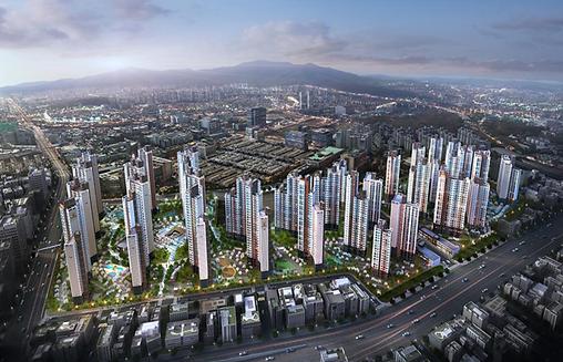Urvine First, Pyengchon, Korea