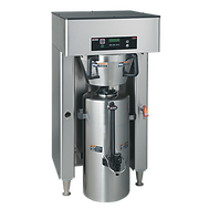 A single capacity coffee machine