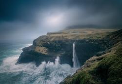 Faroe Islands Coast
