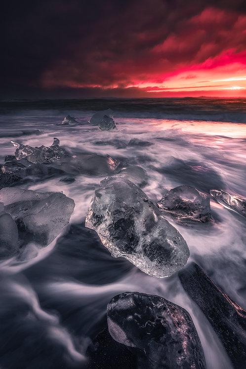 Iceland Canvas Print 4