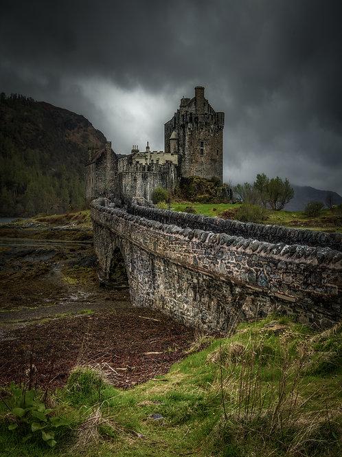 Scotland Canvas Print 8