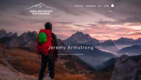 High Mountain Exposures