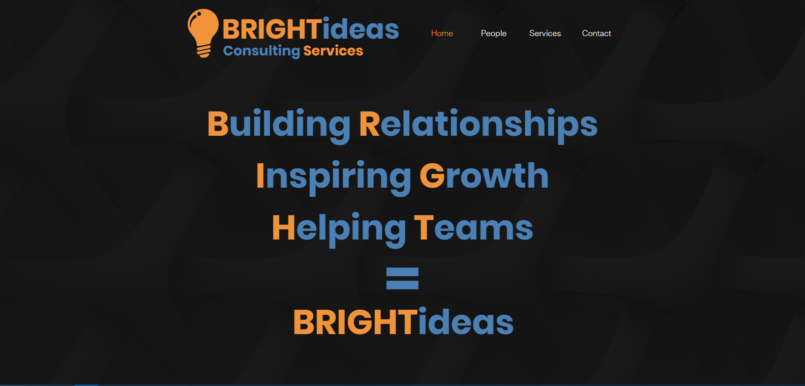 Bright Ideas Consulting Services