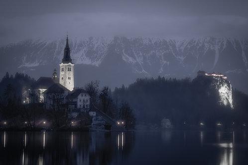 Slovenia Canvas Print 5