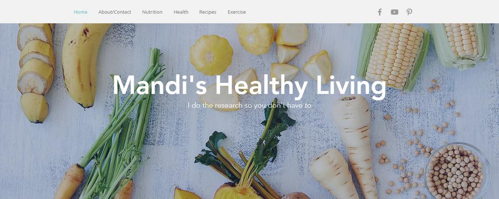 Mandi's Healthy Living