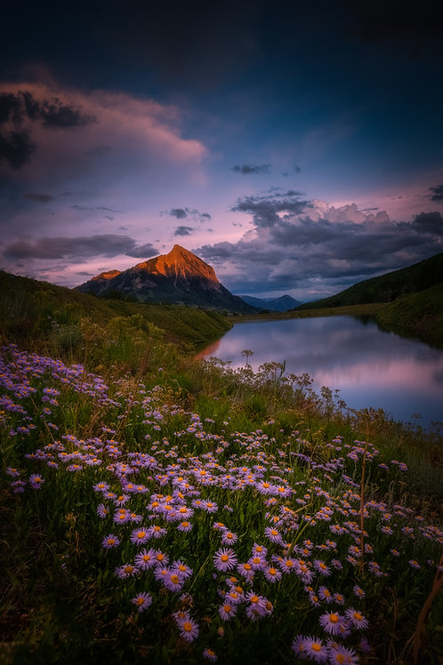 Crested Butte Canvas Print 11
