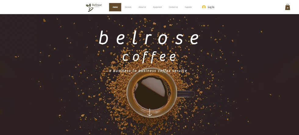 Belrose Coffee | A B2B Coffee Company