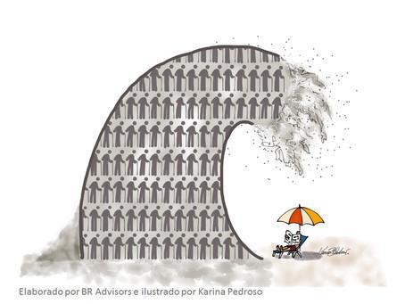Tsunami Grisalho