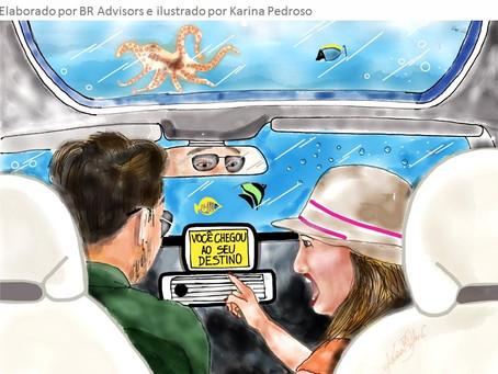 Você confia 100% no seu GPS?