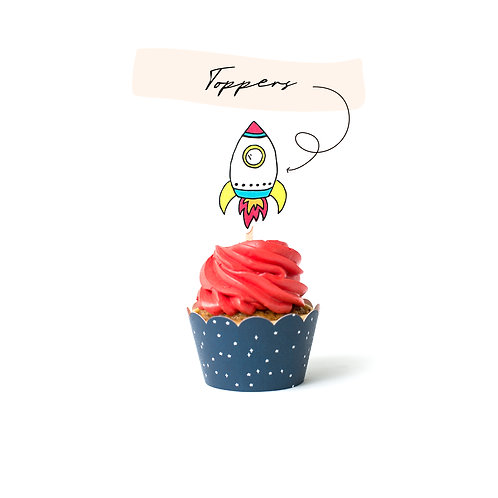 Toppers - Espacio