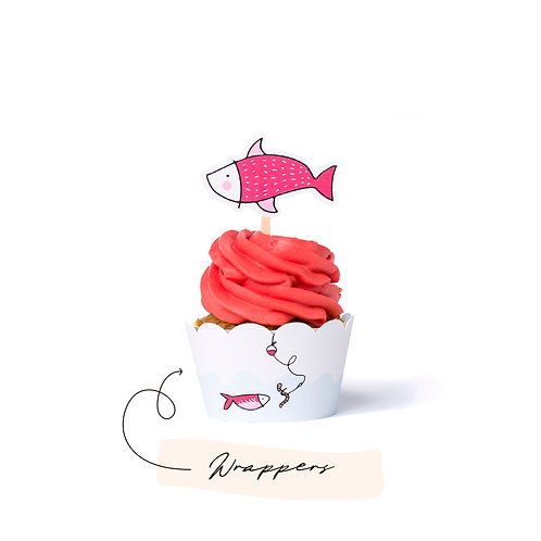 Wrappers - Fishing Party