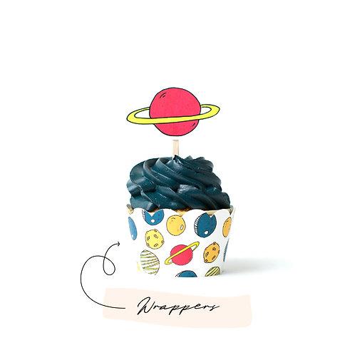 Wrappers - Espacio