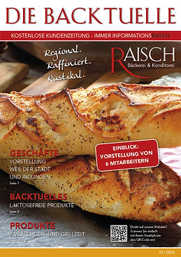 Die Backtuelle Ausgabe 01/2014