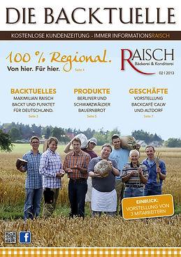 Die Backtuelle Ausgabe 02/2013
