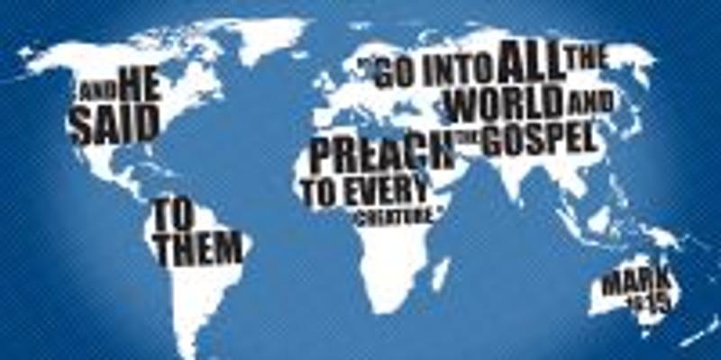 Missionary Speaker